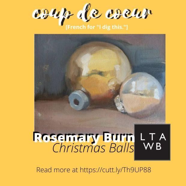 Rosemary Burn art for sale
