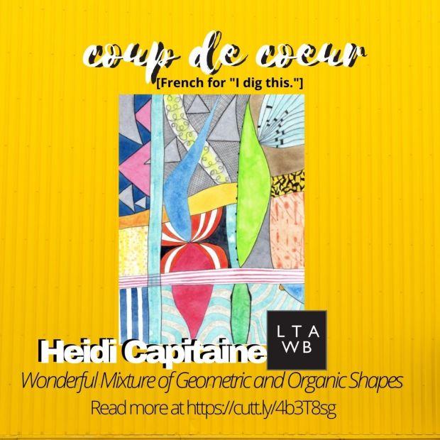 Heidi Capitaine art for sale