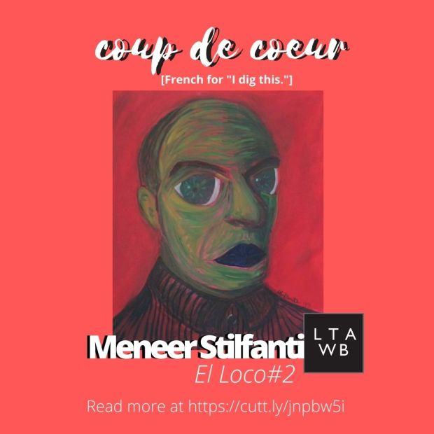 Meneer Stilfanti art for sale