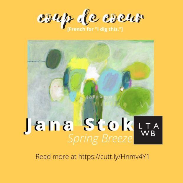 jana stok art for sale