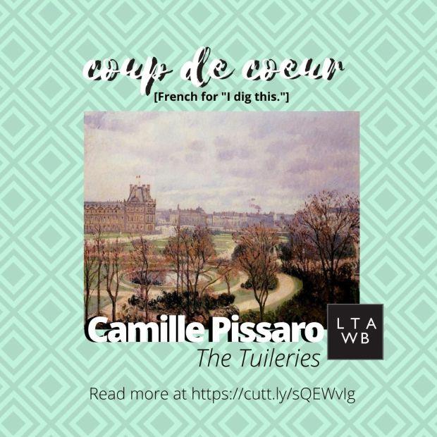 Camille Pissaro art