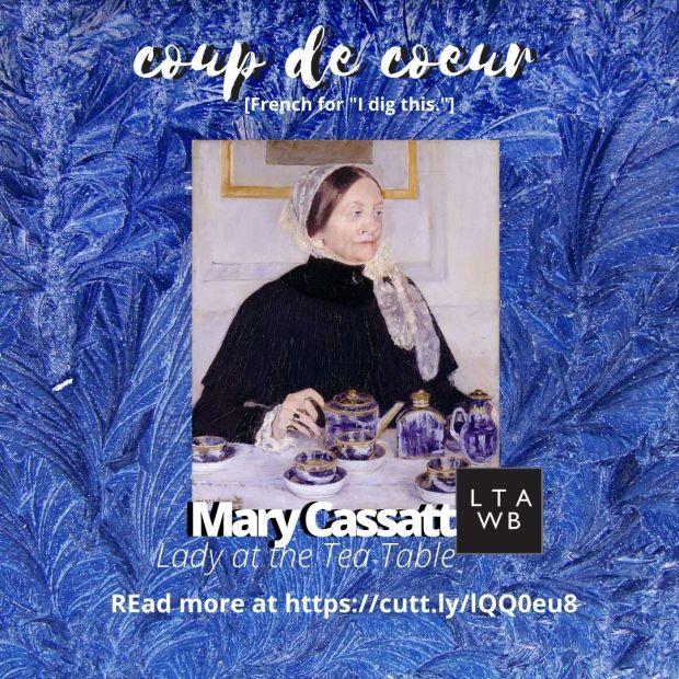 Mary Cassatt art