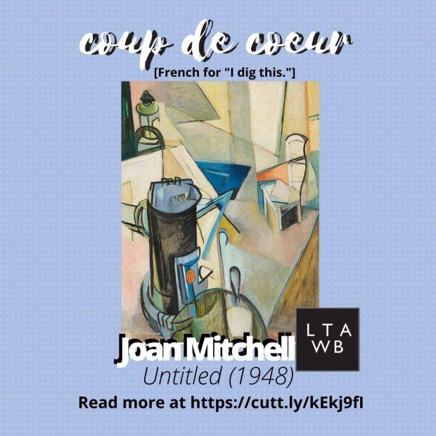 Joan Mitchell art