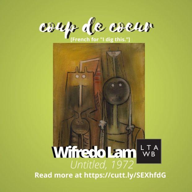Wilfredo Lam art