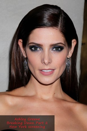 Ashley Greene - Breaking Dawn p2 NY