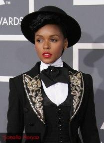 Grammys 2013 Janelle Monae