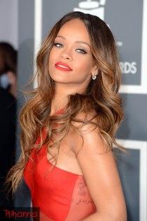 Grammys 2013 Rihanna