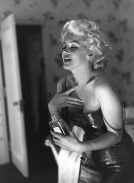 Marilyn Monroe is the new face of the Chanel No.5 perfume