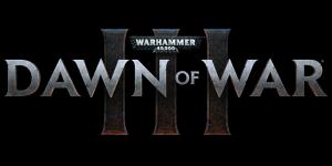 Warhammer 40,000: Dawn of War III (Logo)
