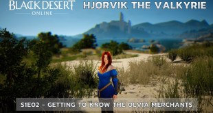The Adventures of Hjorvik the Valkyrie – S1E02 – Gaining knowledge about the people of Olvia