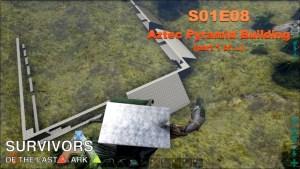 Lets Talk Gaming - Survivors of the Last Ark - S01E08 - Building an Aztec Pyramid (Part 1)