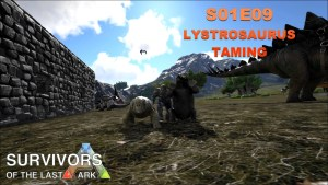 Lets Talk Gaming - Survivors of the Last Ark - S01E09 - Lystrosaurus Taming - Site