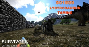 Lets Talk Gaming - Survivors of the Last Ark - S01E09 - Lystrosaurus Taming - Site