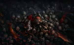 Warhammer 40,000: Dawn of War III (Key Art)