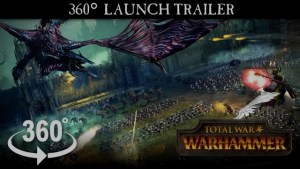 Total War: Warhammer 360° trailer