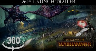 Total War: Warhammer 360° trailer