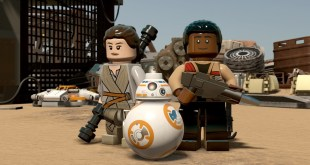 Interview with Graham Goring, Lead Story Designer for Lego Star Wars: The Force Awakens