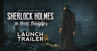 Sherlock Homes:The Devil's Daughter