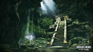 Sherlock Homes:The Devil's Daughter - Temple