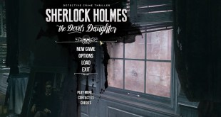 Sherlock Homes: The Devil's Daughter - Review