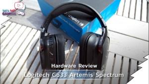 Logitech G633 Artemis Spectrum - Review
