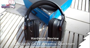 Logitech G633 Artemis Spectrum - Review