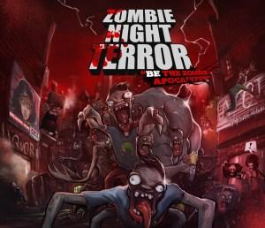 Zombie Night Terror - New Key Art