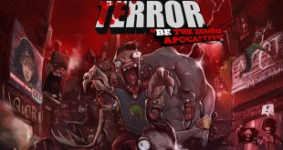 Zombie Night Terror - New Key Art