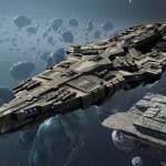 Dreadnought - Destroyer Customisation