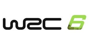 WRC 6 Logo