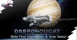 Dreadnought Closed Beta - First Impressions & Giveaway†