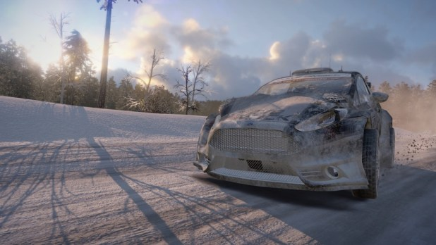 WRC 6 Has received some amazing graphical upgrades