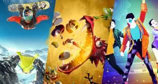 Ubisoft announces Nintendo Switch lineup