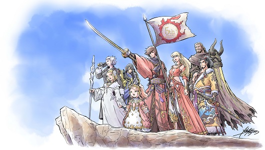 Final Fantasy XIV Online 5th Anniversary