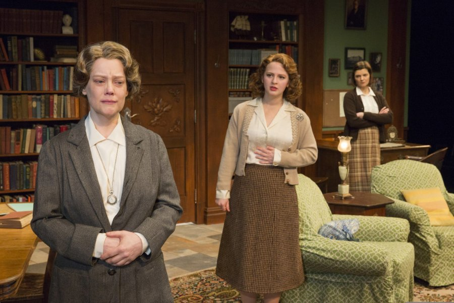 Kellie Overbey, Emily Walton and Mary Bacon in Women Without Men