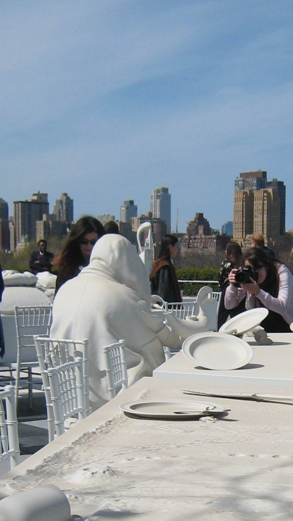 A. Villar Rojas, The Theater of Disappearance, Metropolitan Museum Roof Garden, Summer 2017