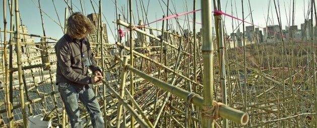 Big Bambu installation by Doug and Mike Starn | Metro