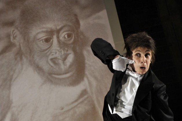 "Review | Kafka's Monkey | Based on ""A Report to an Academy"