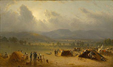 Gifford   Camp Seventh Regiment