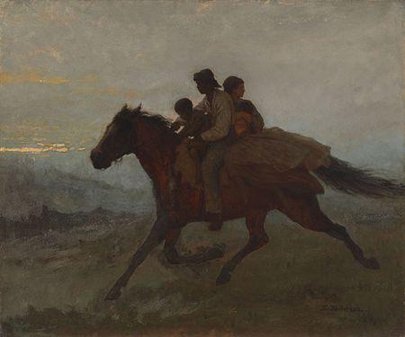 Johnson   Ride For Liberty