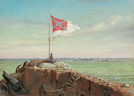Chapman   Flag of Sumter