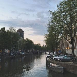 eco hotels Amsterdam