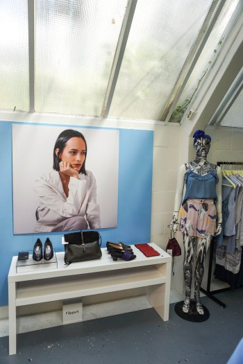 Renting fashion Lena Library Let's Talk Slow