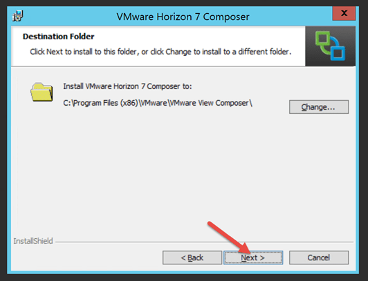VMware Horizon View 7 Composer Install - Let's Talk Virtual