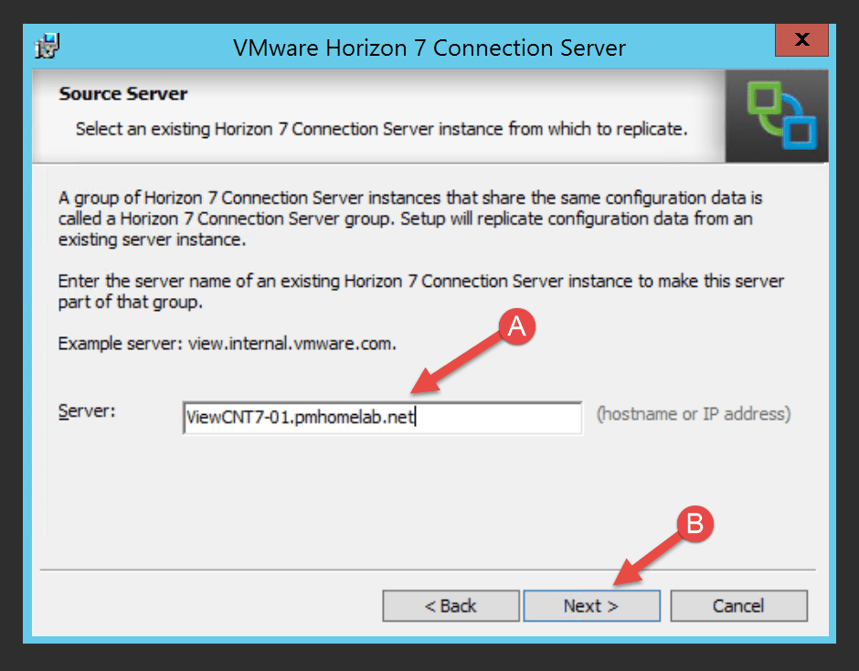 failed to connect to the connection server