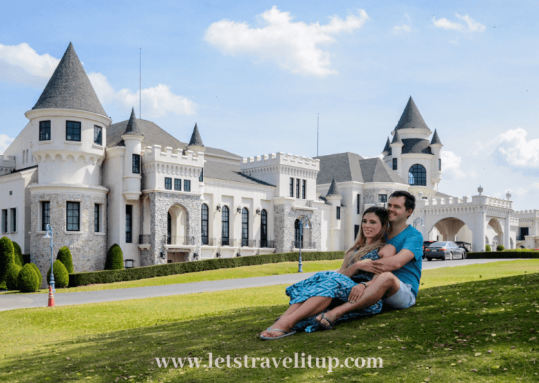 One thing to do in Khao Yai is visit the My Ozone castle