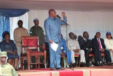 Haut – Mbomou : les «malintentionnés des réseaux sociaux» l'avaient annoncé, Touadéra et les siens s'éteint tus
