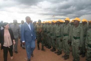 Unités spéciales mixtes de sécurité: l'État major suspend la formation à Bouar