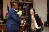 UE/RCA : Mme Samuela Isopi au service d'une coopération agissante ou aux bons soins exclusifs du président Touadéra ?
