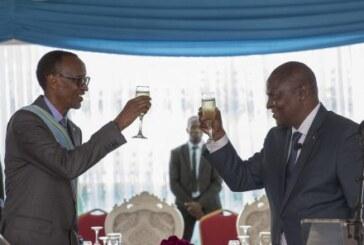 RCA / Rwanda : le torchon brûle entre le Gangster roublard de Bangui et l'homme fort de Kigali